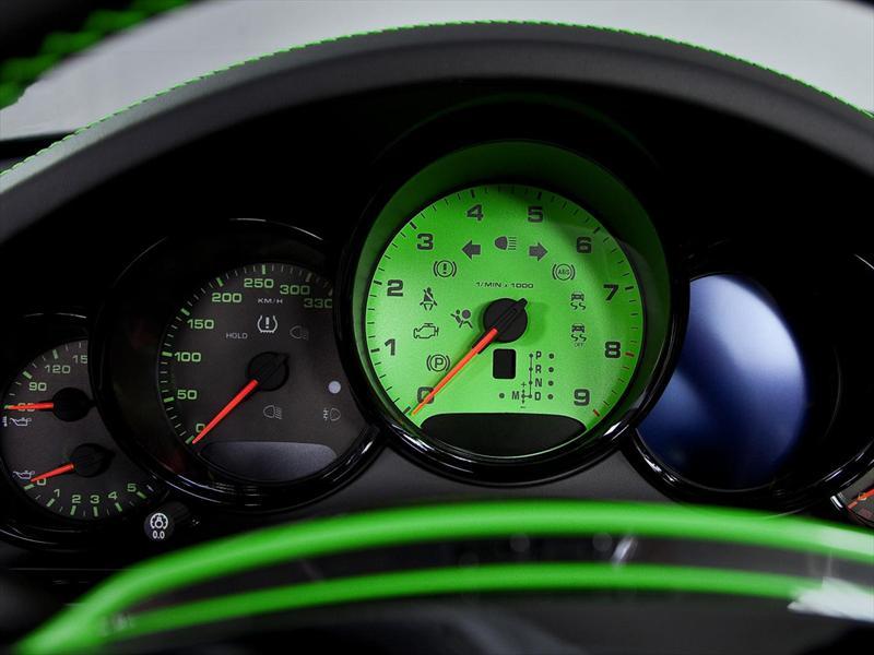 Porsche 911 Carrera 4S por TECHART