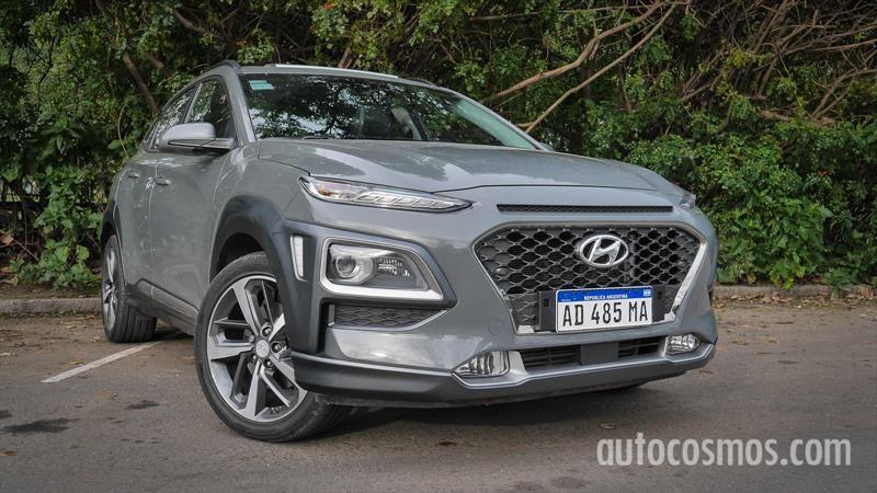 Hyundai Kona a prueba