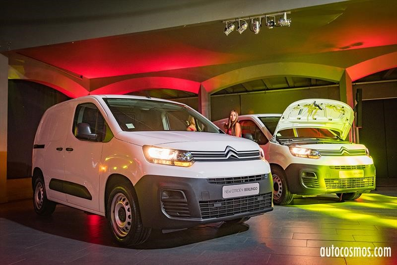 Citroen Berlingo 2019 - Lanzamiento en Chile