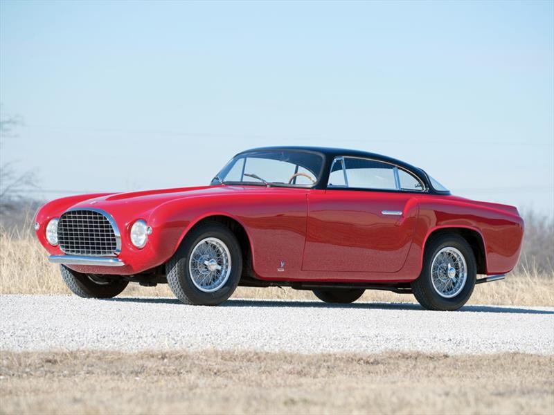 Ferrari 212 Europa Coupe by Vignale 1953