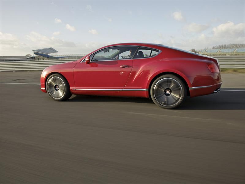 Bentley Continental GT V8 2013