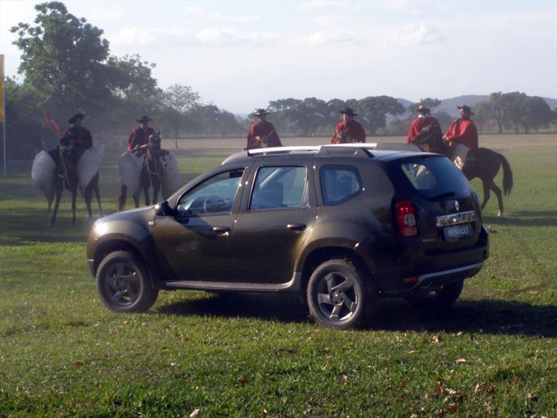Presentación Renault Duster, Salta 2011