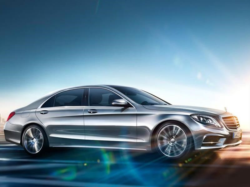 Mercedes-Benz Clase S W222 (2013-presente)
