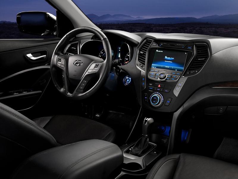 Mejores interiores 2013: Hyundai Santa Fe Sport