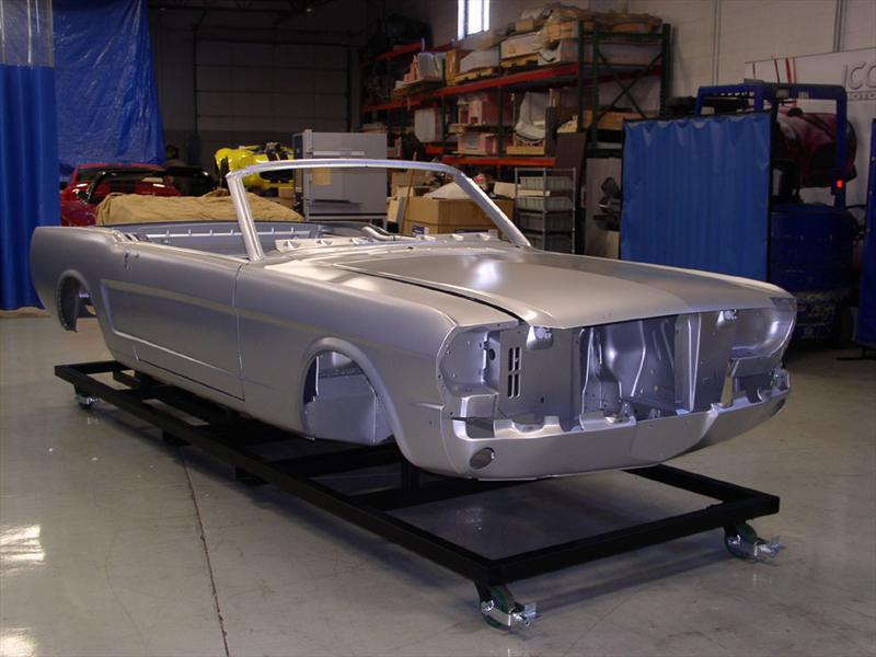 Carrocería Ford Mustang 1965