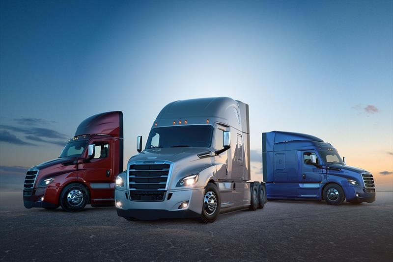 Freightliner New Cascadia 2019