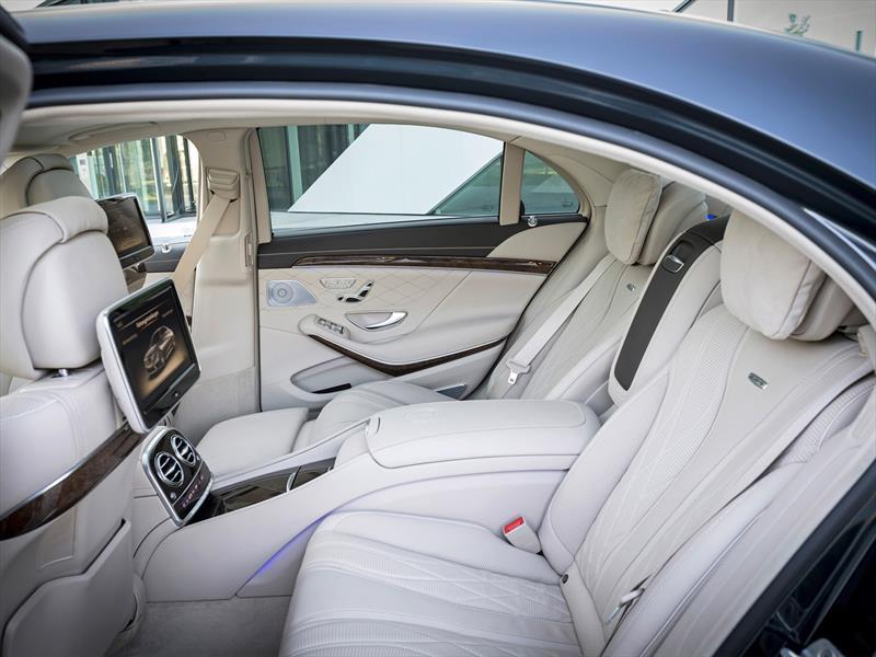 Mercedes-Benz S65 AMG 2015