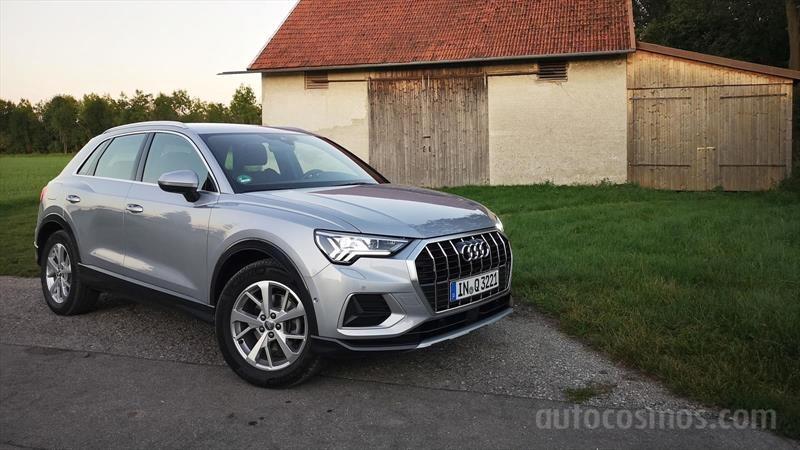 Audi Q3 2020, primer contacto