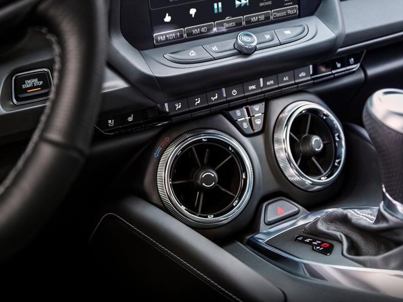 Galería Chevrolet Camaro 2016
