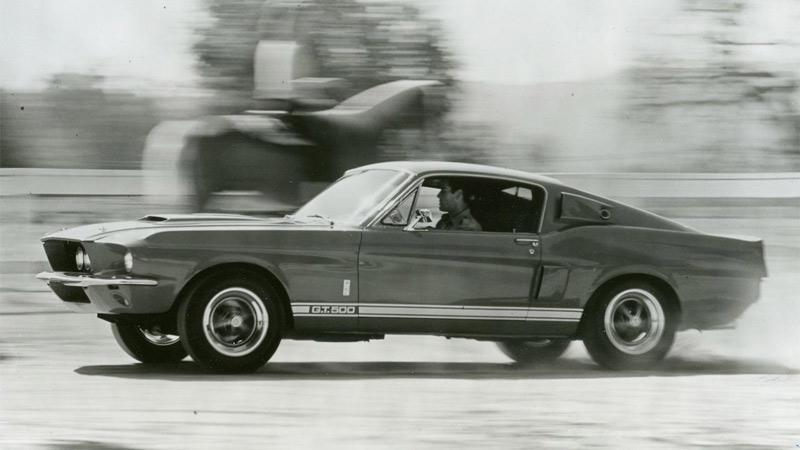 Mustang Eleanor 1967 Precio