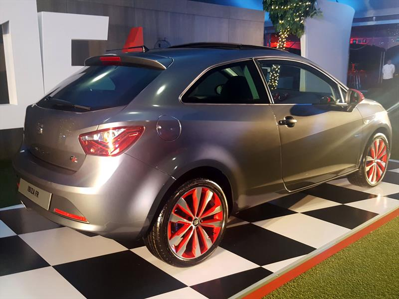 SEAT Ibiza FR Red Pack 2017