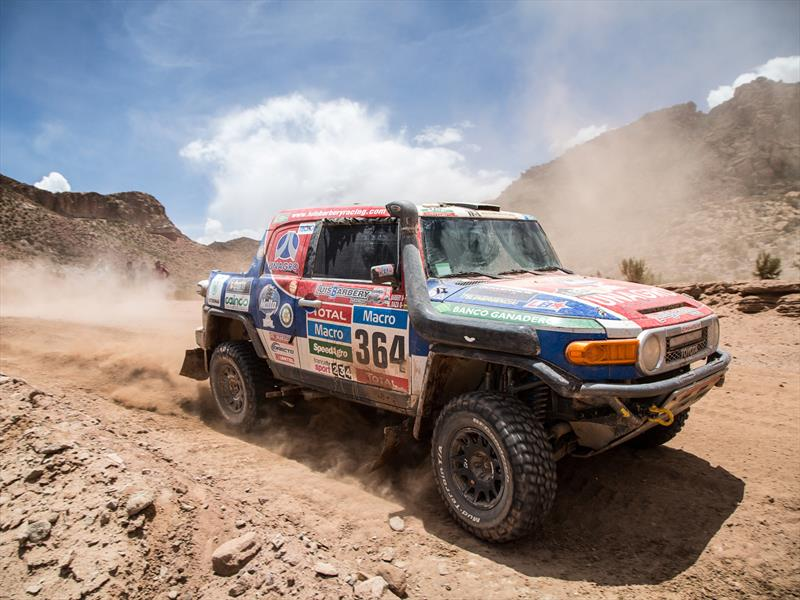 Dakar 2015: Día 11