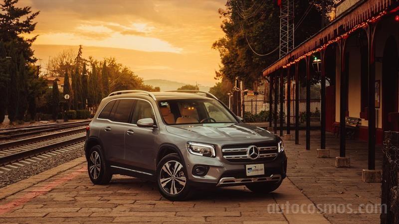 Mercedes-Benz GLB 2020 a prueba