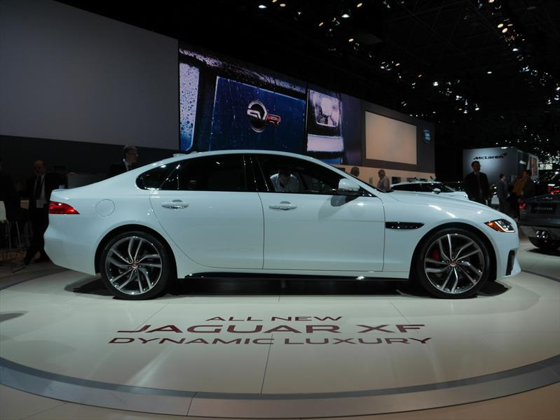 Jaguar XF segunda generación