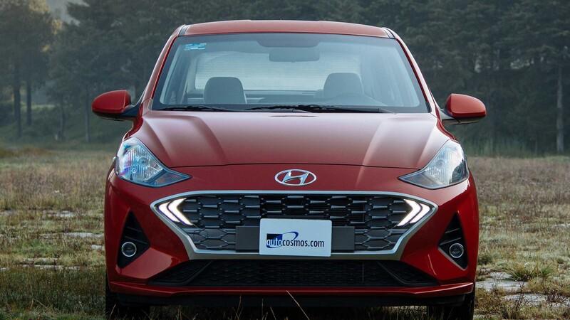 Hyundai Grand i10 Sedán 2021