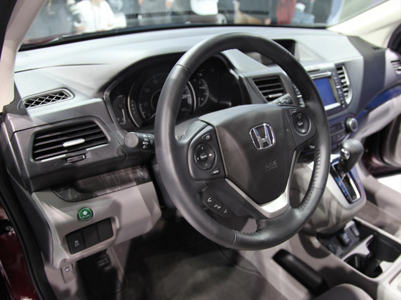 HONDA CR-V 201