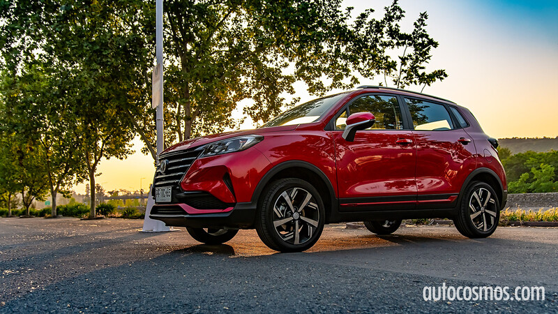 Changan CS15 2021 - Test Drive