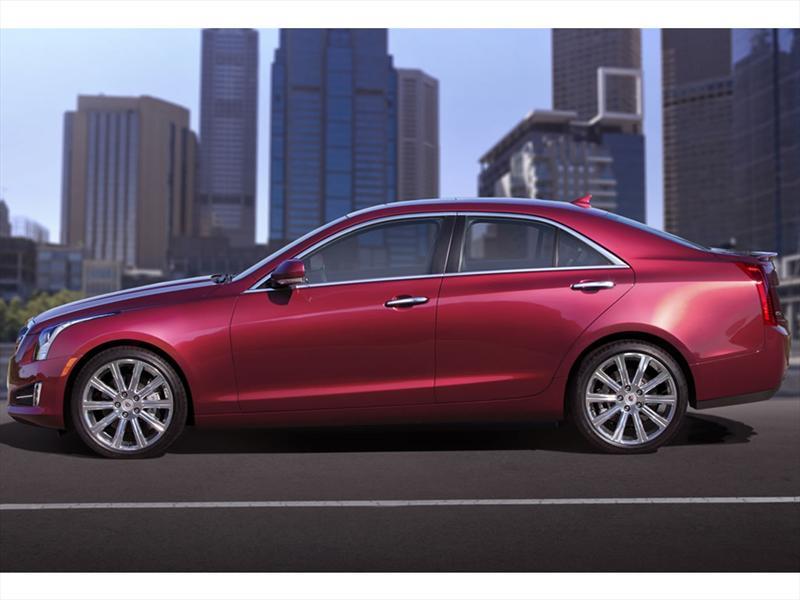 Cadillac ATS debuta en el Salón de Detroit