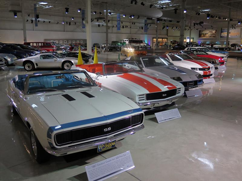 GM Heritage Center