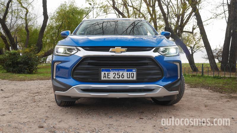 Test nuevo Chevrolet Tracker 2020