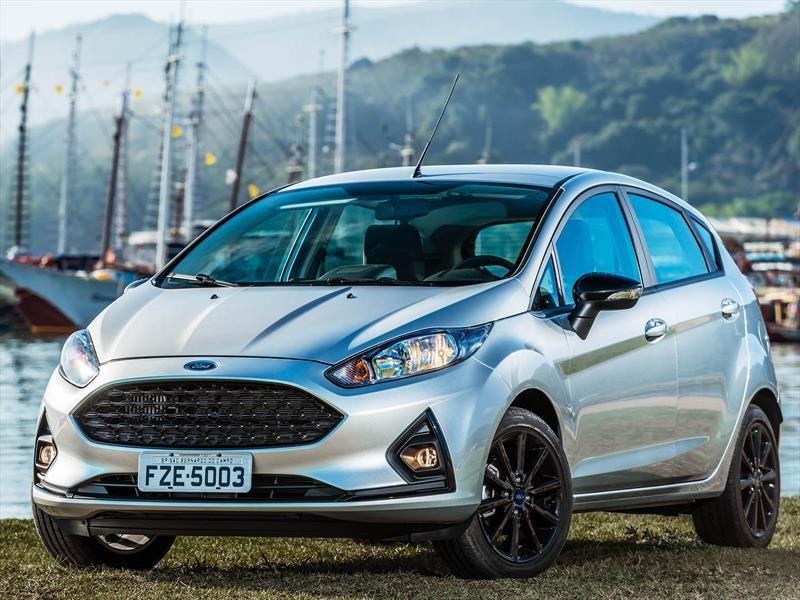 Ford Fiesta 2018 (Brasil)