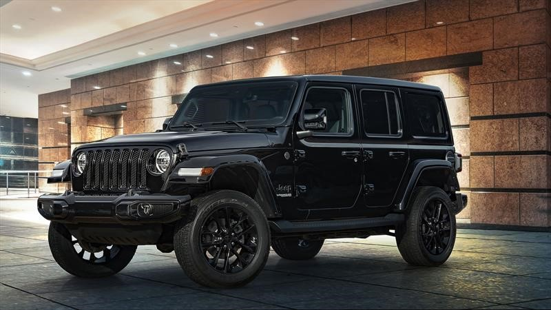 Jeep Wrangler y Gladiator High Altitude 2020