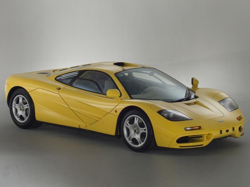 McLaren F1 a la venta