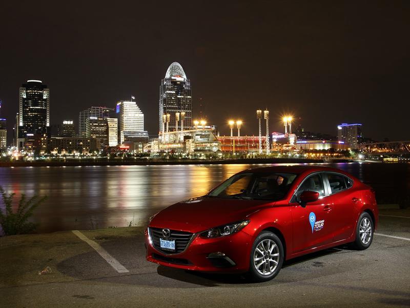 Mazda3 Tour Etapa 5: Jackson - Lima