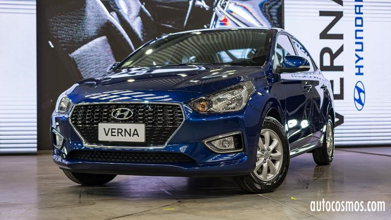 Lanzamiento Hyundai Verna 2020