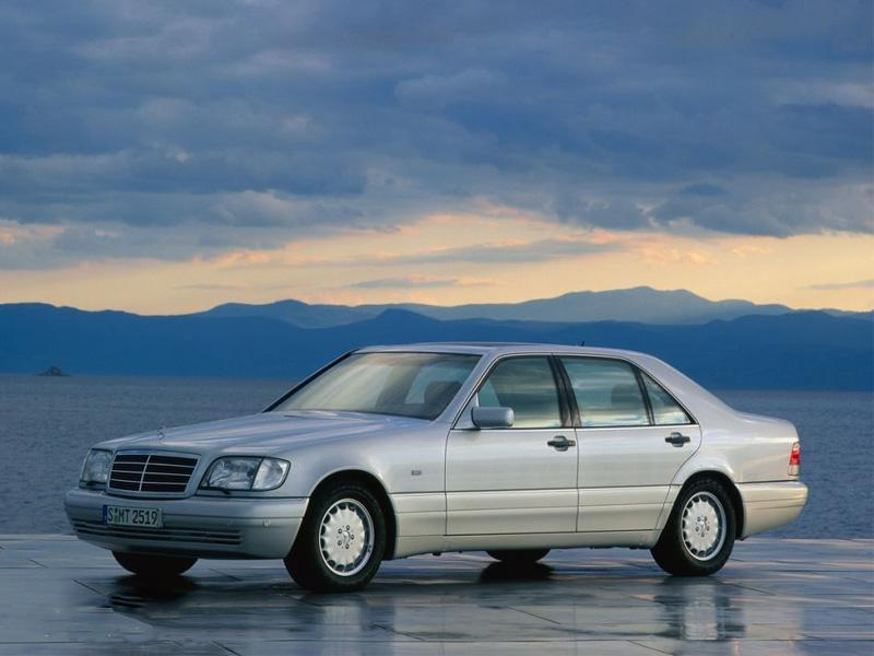 Mercedes-Benz Clase S W140