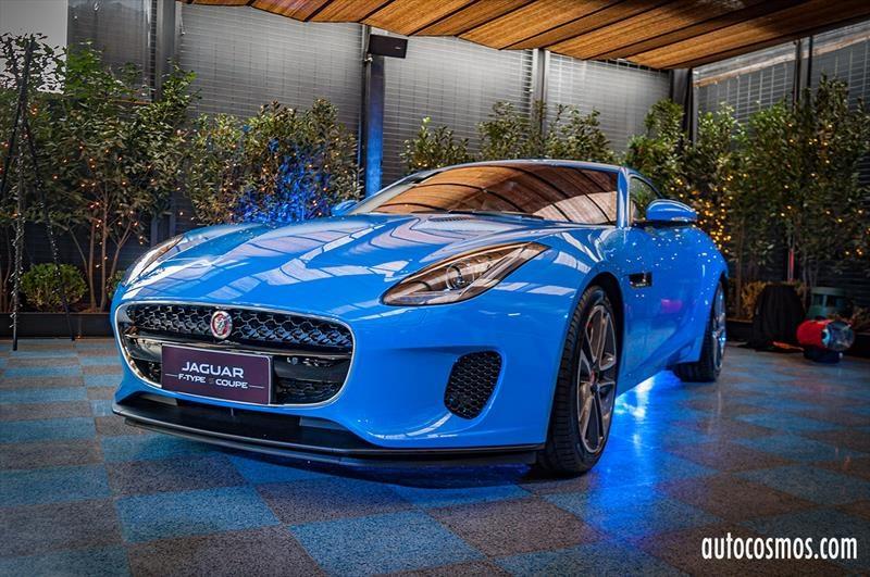 Jaguar F-Pace 2018 - Lanzamiento