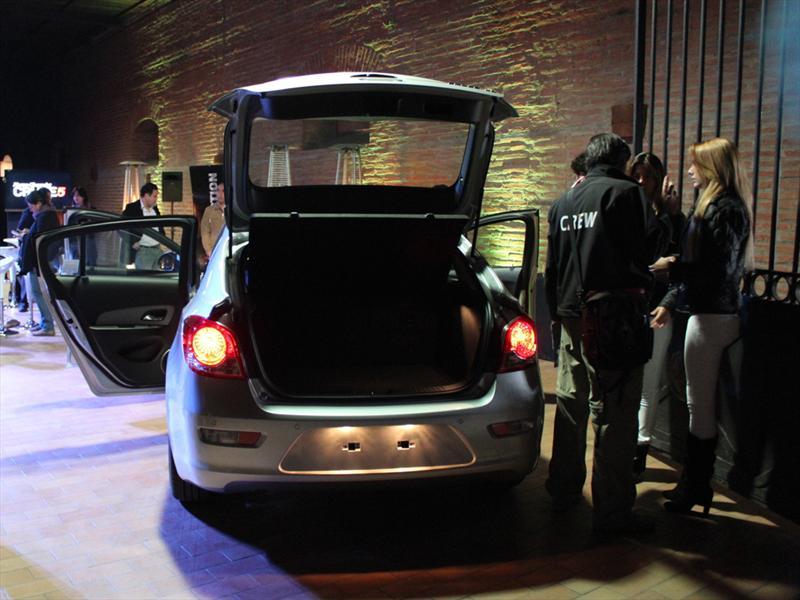 Chevrolet Cruze5 Lanzamiento en Chile