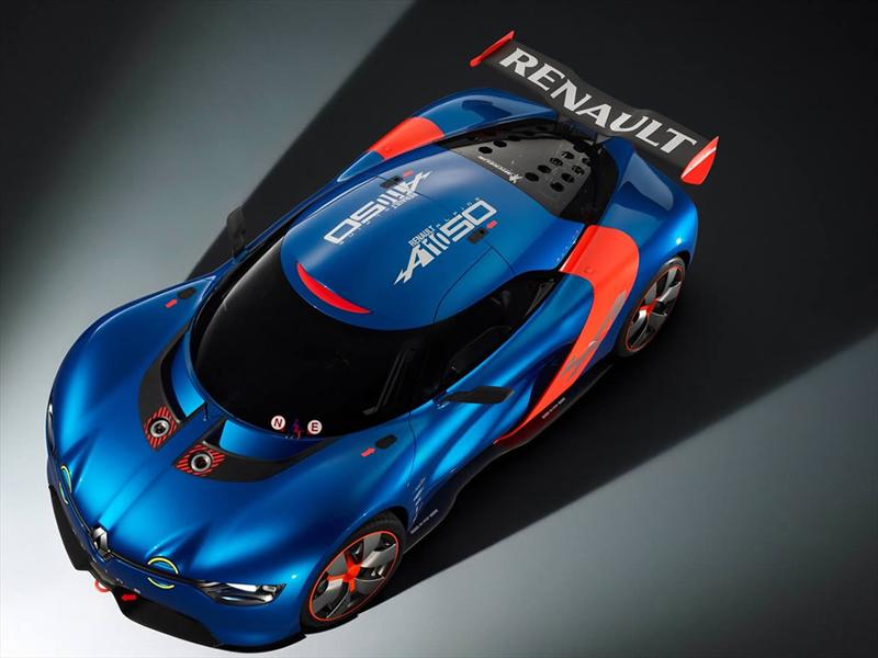 Top 10: Renault Alpine A110-50 Concept