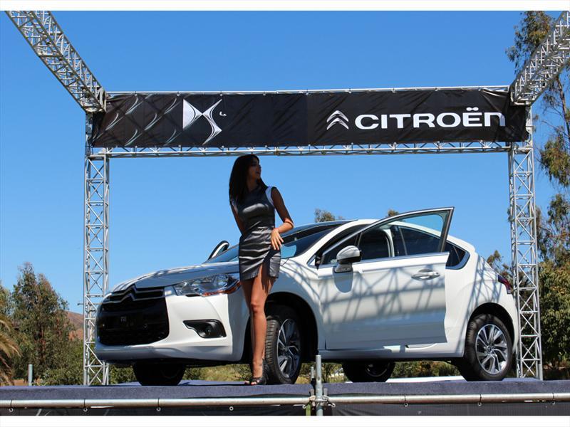 Citroën DS4 Lanzamiento