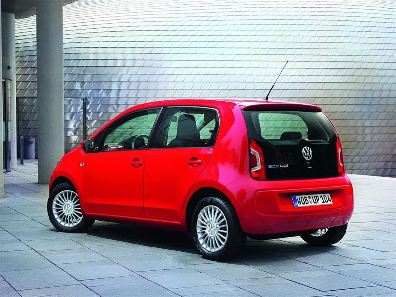 Volkswaguen Eco Up! un city car a GNC