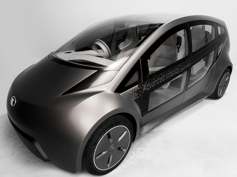 Tata ConnectNext EV Concept