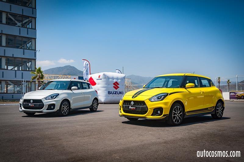 Suzuki Swift Sport 2018 - Lanzamiento