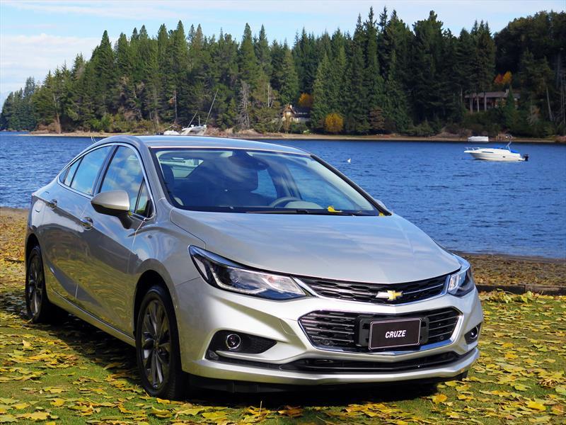 Nuevo Chevrolet Cruze, presentación