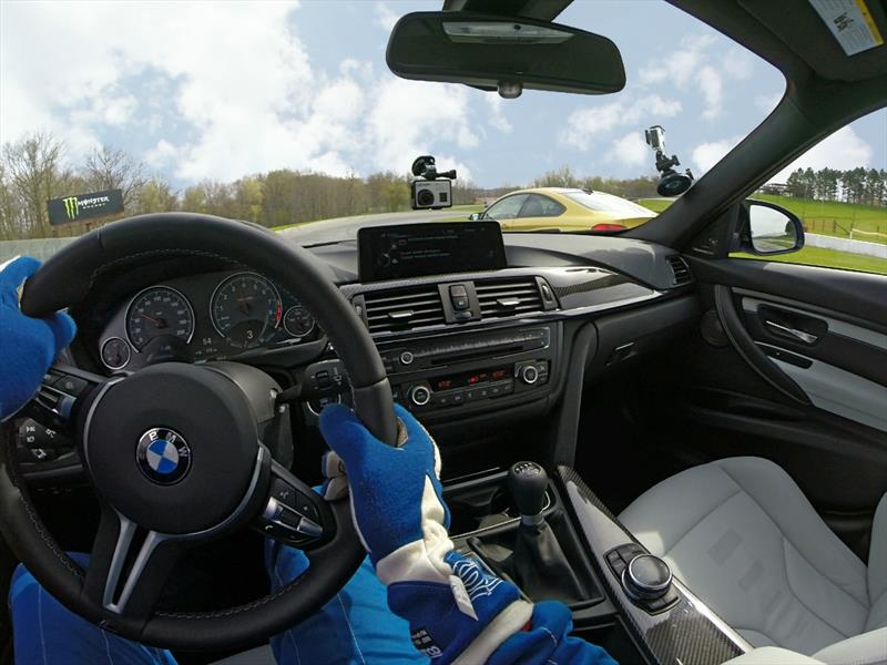BMW se une con GoPro