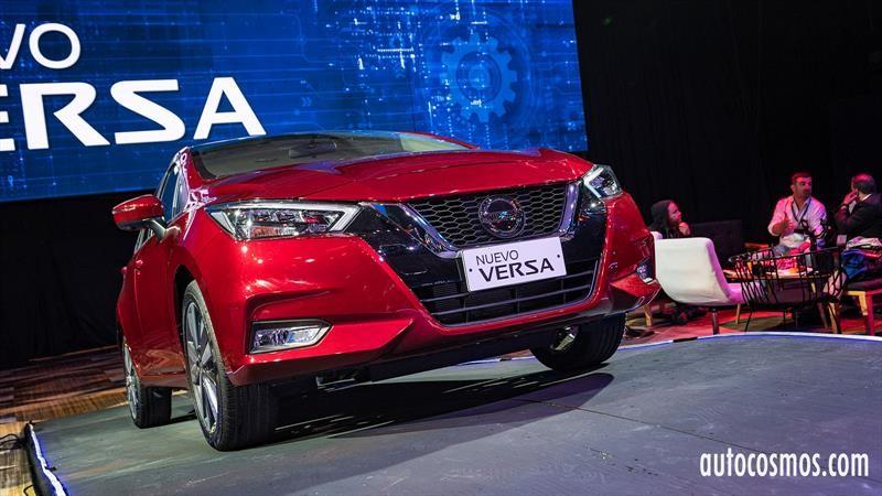 Nissan Versa 2020 - Lanzamiento en Chile