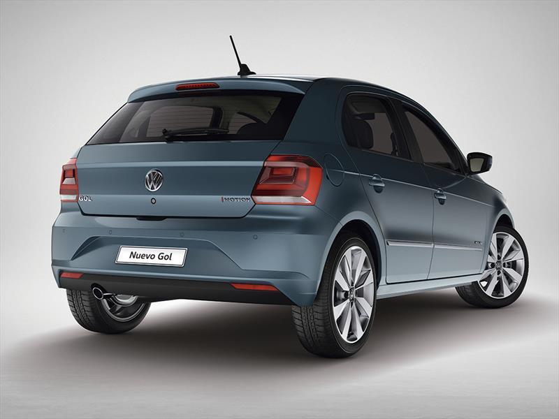 Volkswagen Gol restyling