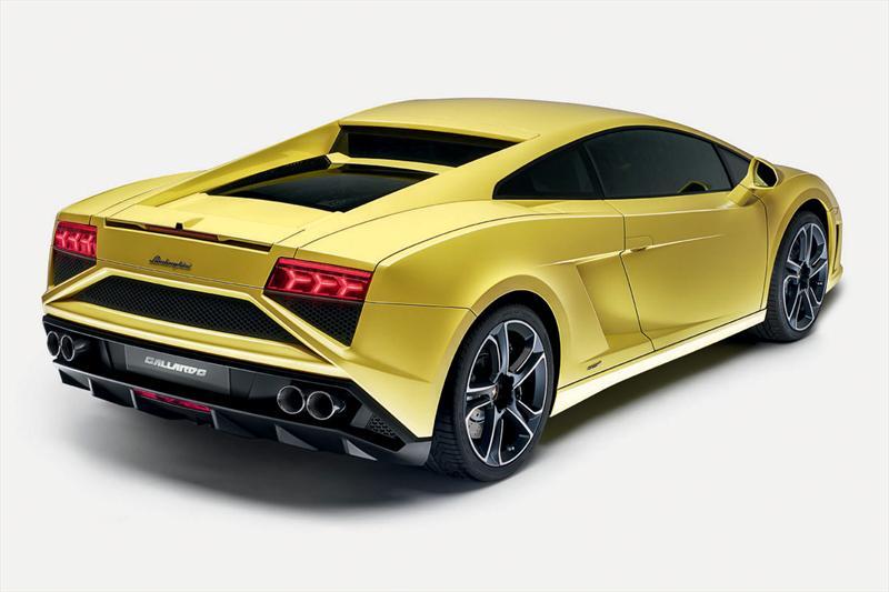 Lamborghini Gallardo 2013 en París 2012