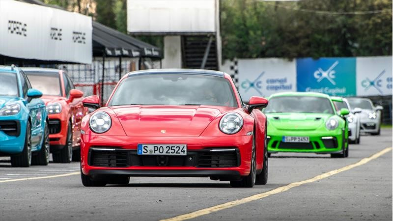 Porsche World Roadshow 2019 en Colombia