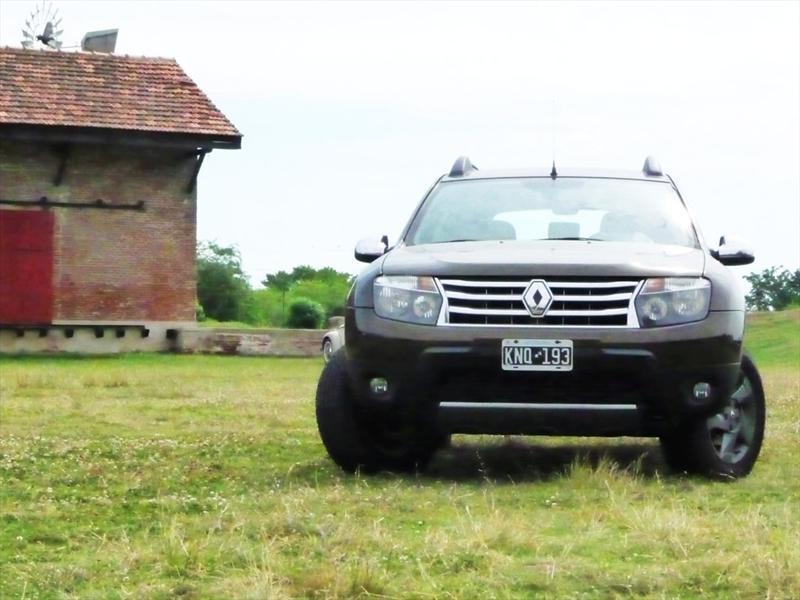 Renault Duster a Prueba