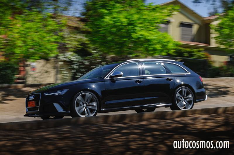 Test Drive: Audi RS6 2017