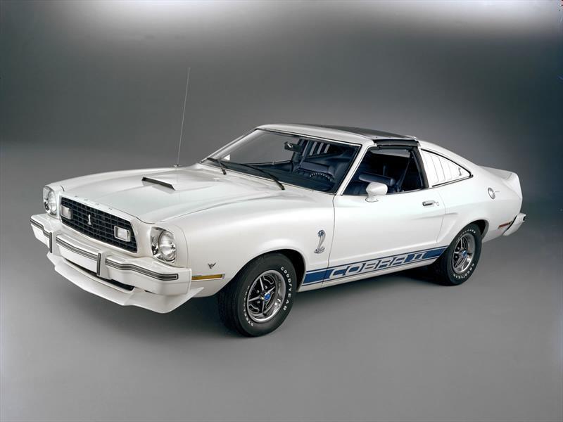 Mustang 50 años: 1978 regresan las versiones Cobra
