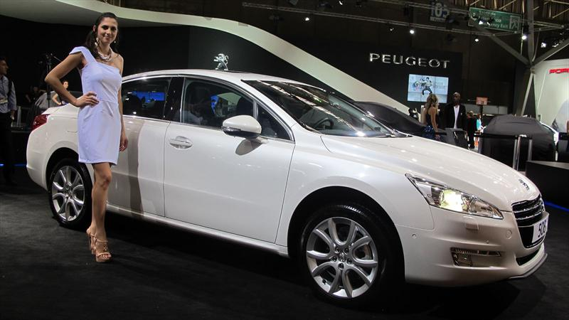 Peugeot en el Salón de San Pablo 2012