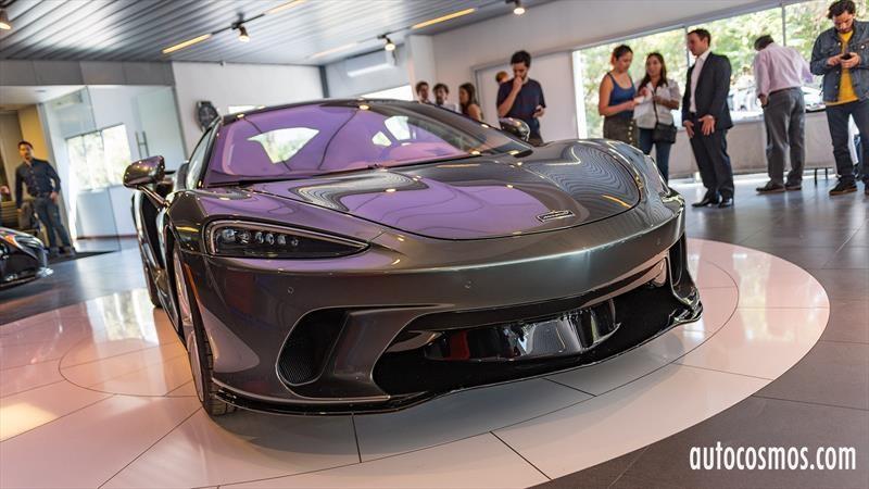 McLaren GT 2020 en Chile