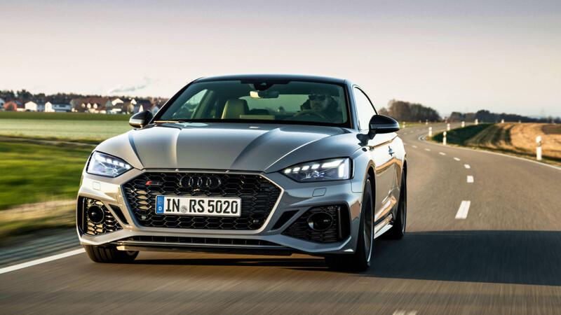 Audi RS5 Coupé 2021
