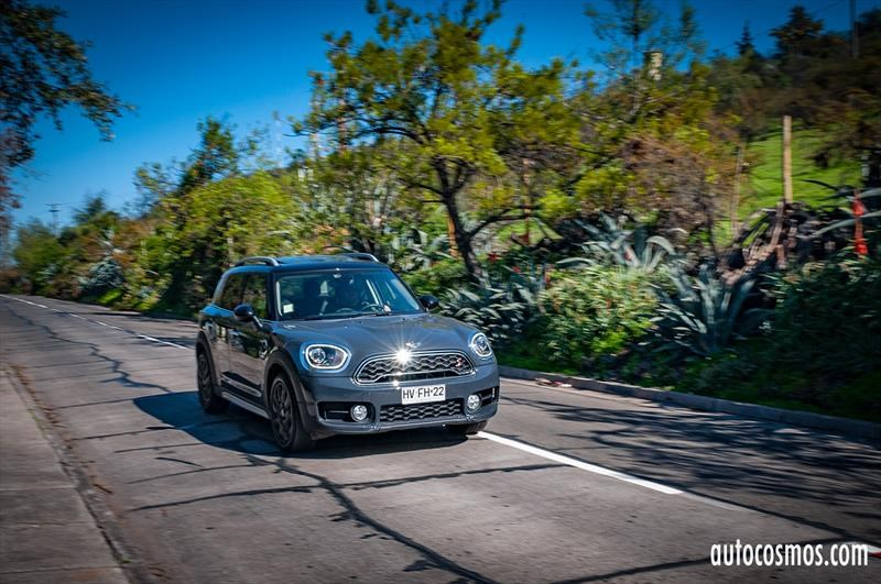 Test Drive: MINI Countryman S 2018